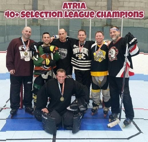 Champions Over 40 Select League