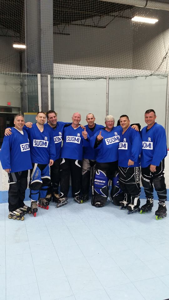 Winter/Spring Over 40 Select Champions Team Finland