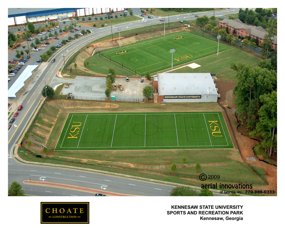 The new home for Intramural Flag Football, Soccer & Ultimate Frisbee