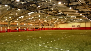 The Largest Indoor Field on Long Island