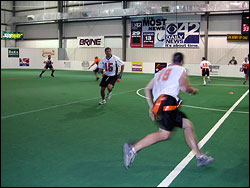 Flag Football Action