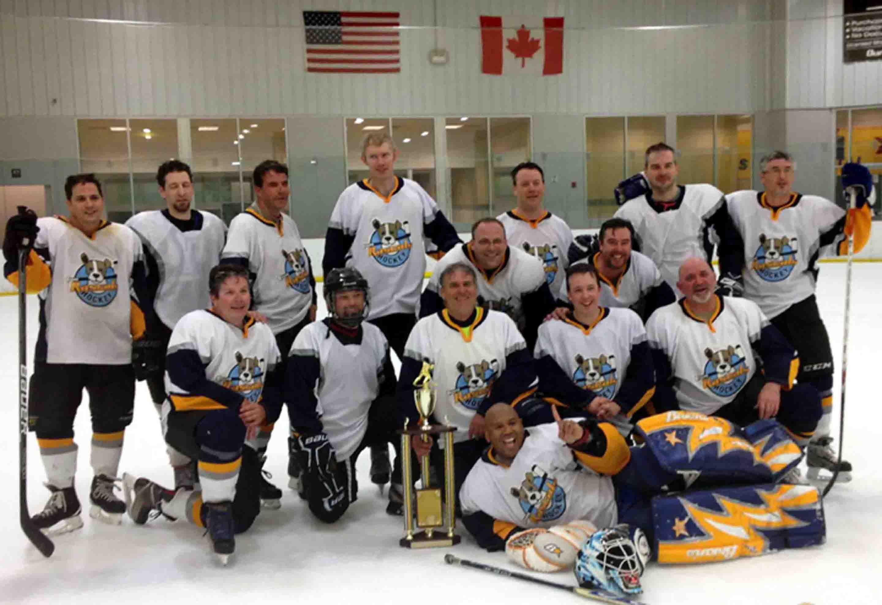 Winter 2013 C 30 West Champions-Racals