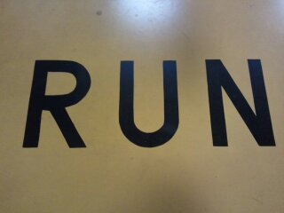 Run for fun and train for life.