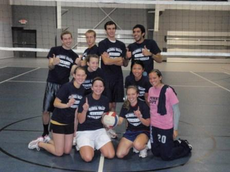 2009 Competitive Volleyball Champs