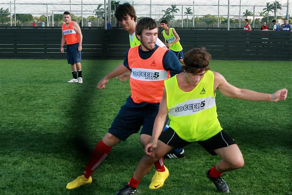 Soccer 5 Open Event